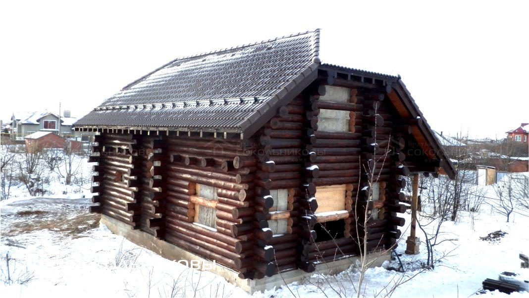 Дом в диком стиле, 208 кв. м, фото 1
