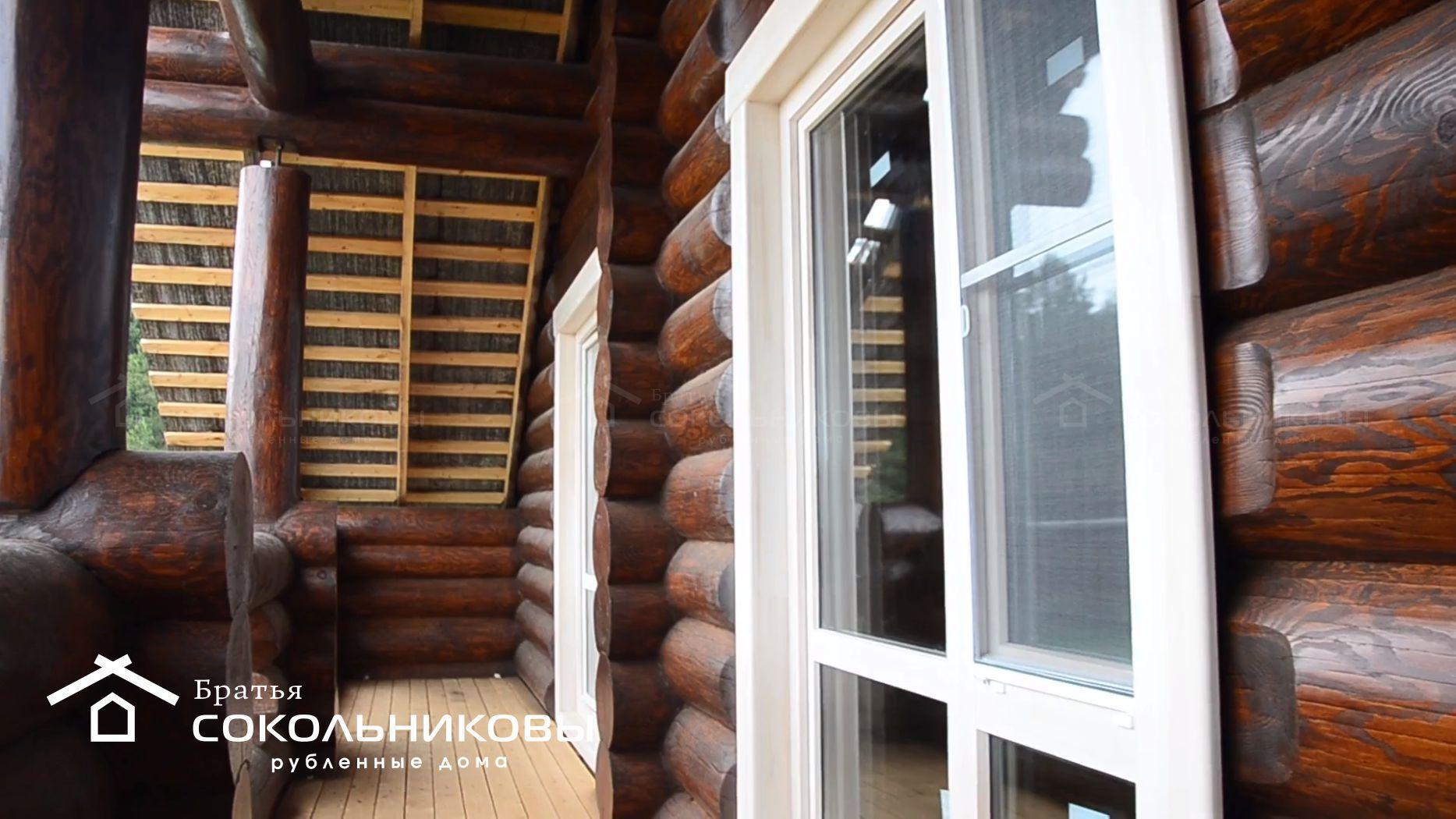 Дом под рубанок, 200 кв. м, фото 2