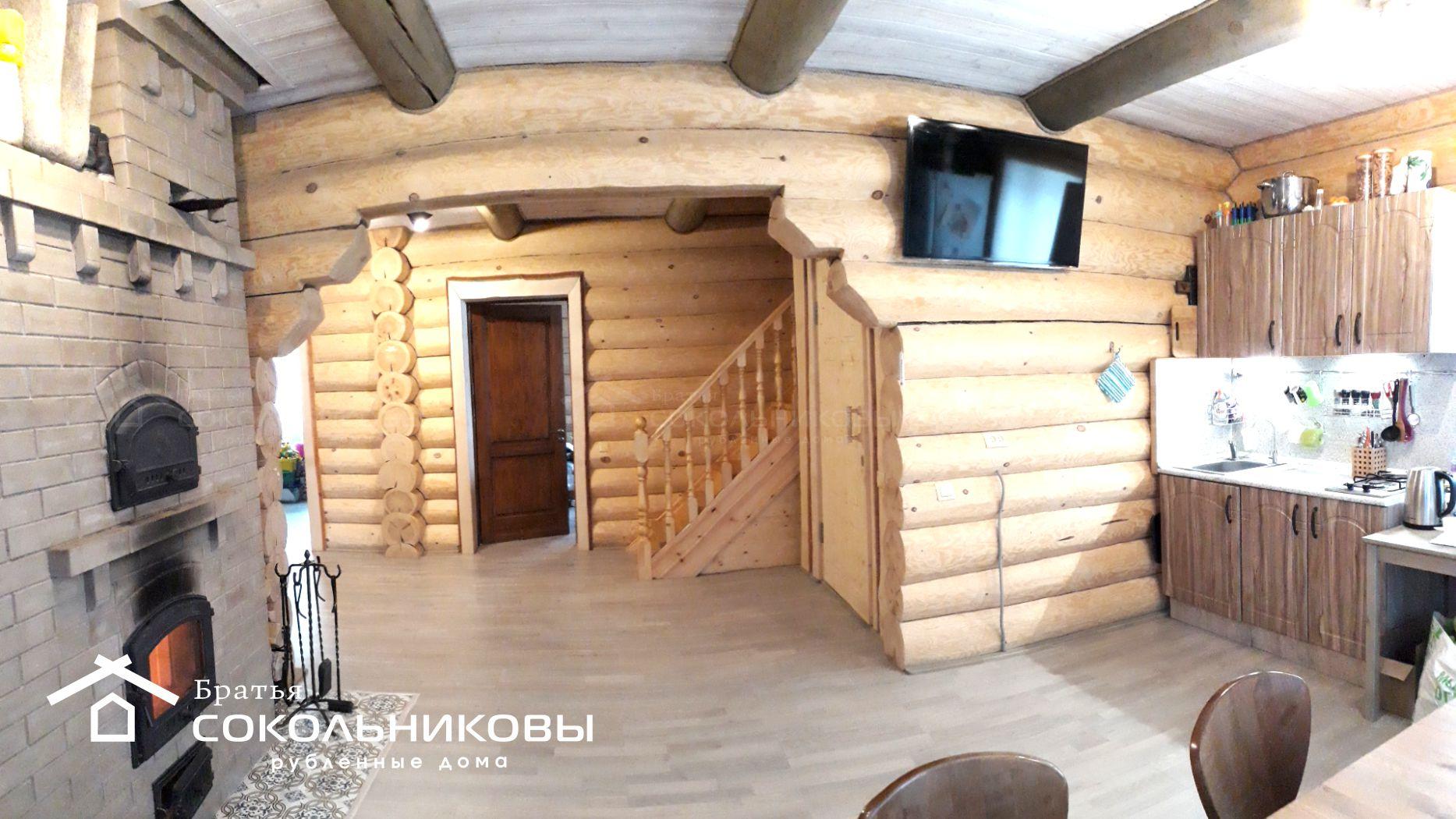 Дом под рубанок, 240 кв. м, фото 3