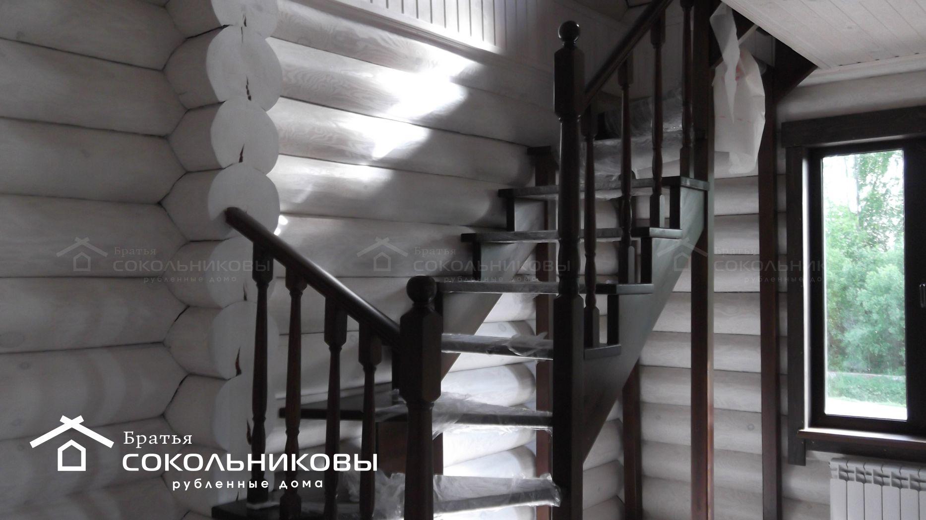 Дом под рубанок, 186 кв. м, фото 4