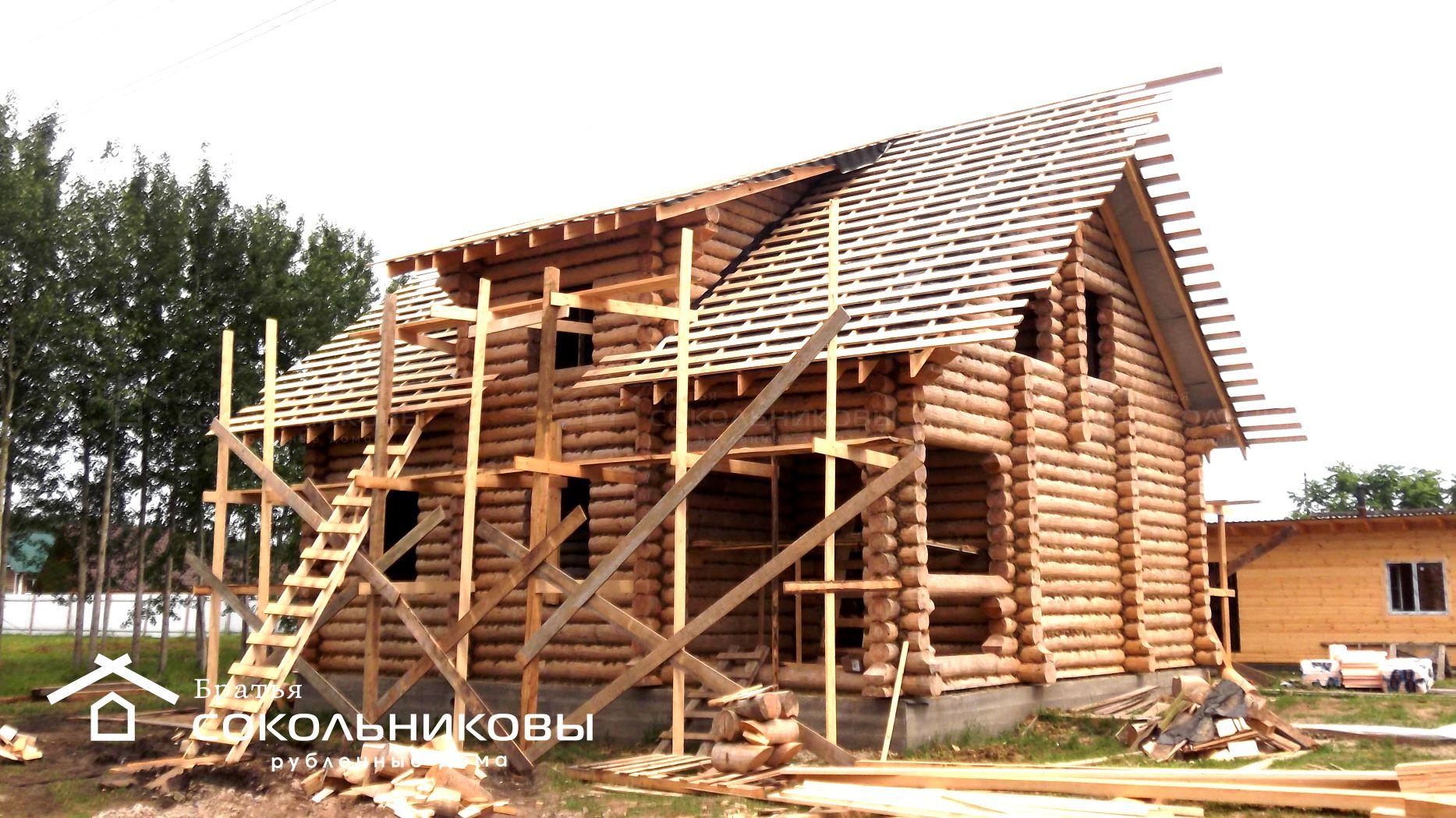 Дом под рубанок, 186 кв. м, фото 8